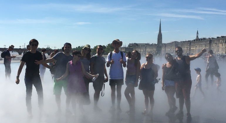 Free Walking Tours Of Bordeaux