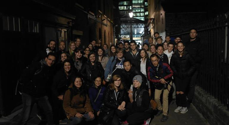 Free Jack the Ripper Tour Provided by Strawberry Tours