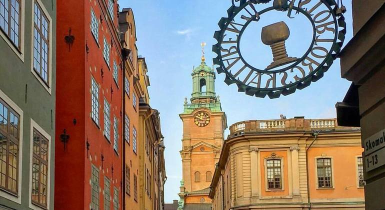Free Tour Stockholm Old Town Provided by Free Walking Tour Stockholm