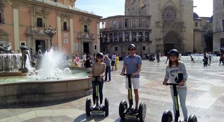 Medieval Valencia Segway Tour Provided by Segway Trip Valencia
