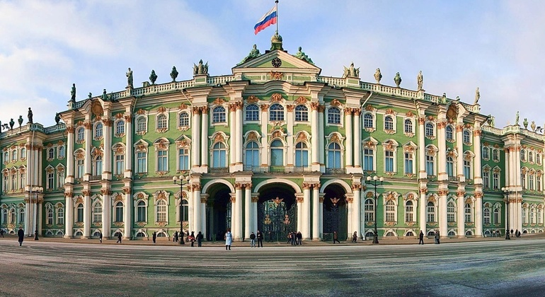 Hermitage & Winter Palace Walking Tour Provided by CHEAP TOURS RUSSIA