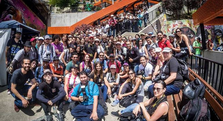 Free Walking Tour Comuna 13 Provided by Stairway Storytellers
