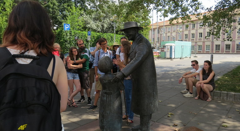 Jewish Heritage of Vilnius: Walking Tour Provided by Vilnius with locals