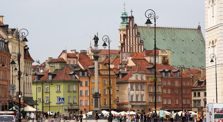 Warsaw Old Town Walking Tour Provided by Warszawa Zwiedzanie