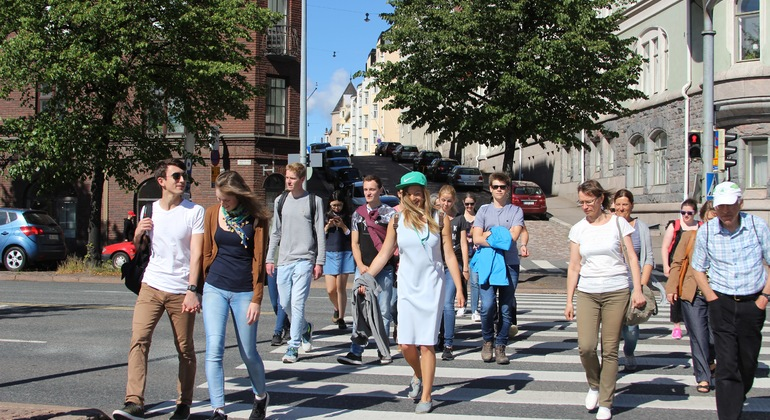 Private Helsinki City Tour Provided by Green Cap Tours