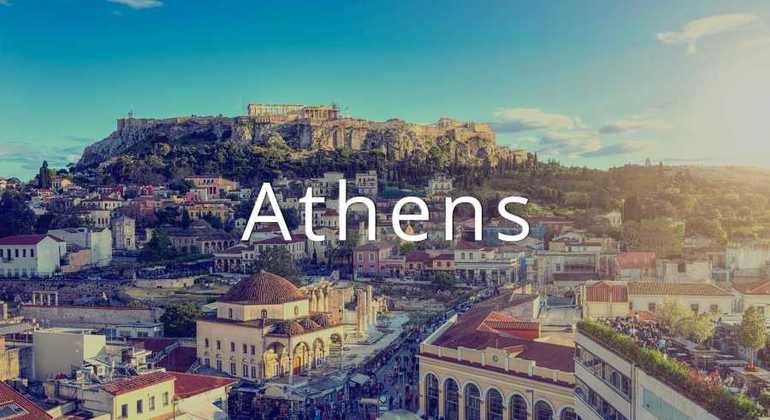 Athens by Night Private Car Tour Greece — #3