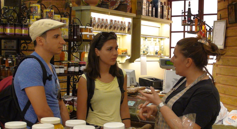 Insiders' Athens Walking Tour Operado por Dimitris Thanassas