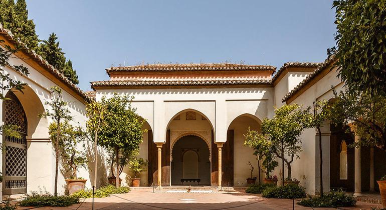 Alcazaba Castle Tour Provided by Explora Malaga