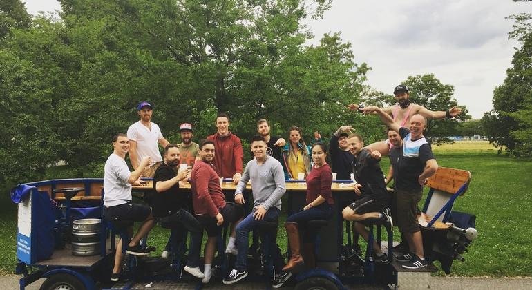 Beer Bike Tour República Checa — #1