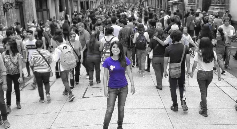 Free Walking Tour with a Friend- The Downtown of Mexico City Provided by xisco andez