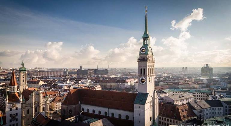 Free Tour of Munich Germany — #15