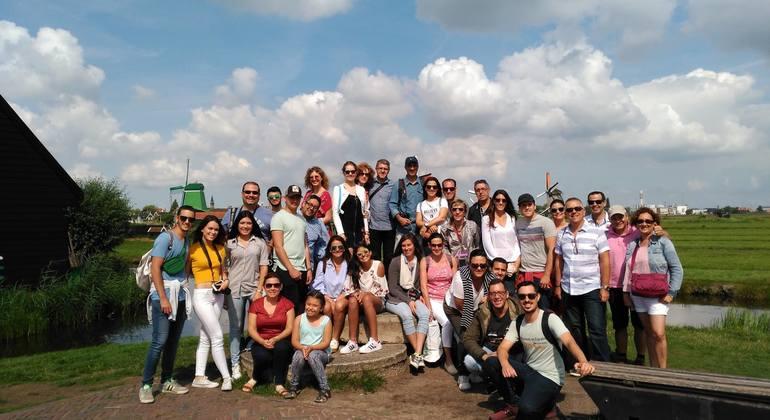 Group Tour: Windmills, Edam, Volendam and Marken Netherlands — #5