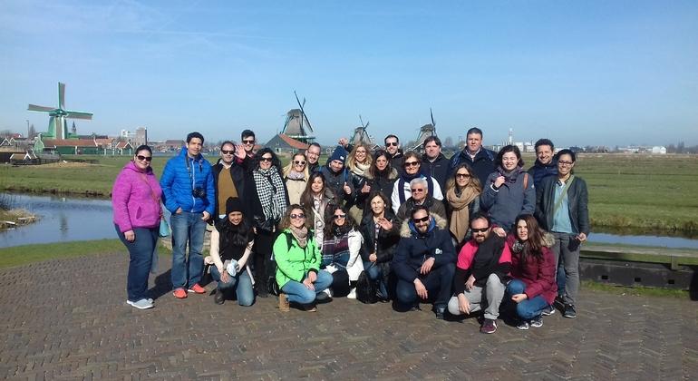 Group Tour: Windmills, Edam, Volendam and Marken Netherlands — #6