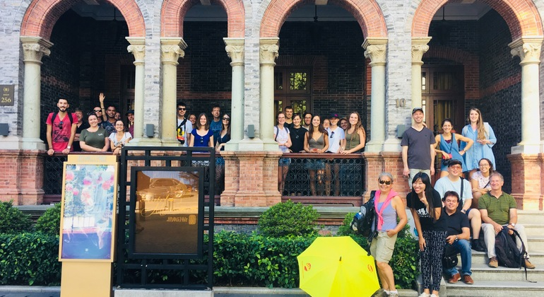 French Concession Free Walking Tour Provided by Free Tour Asia