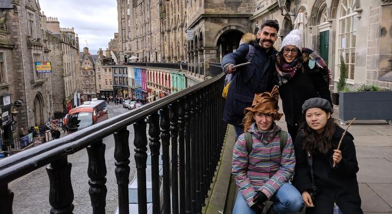 free harry potter walking tour edinburgh