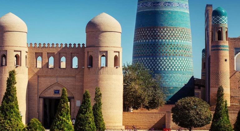 Free Walking Tour Khiva Uzbekistan — #1