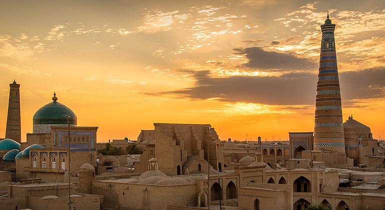 Free Walking Tour Khiva Uzbekistan — #2