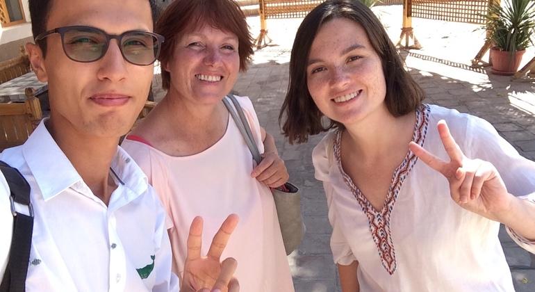 Free Walking Tour Khiva Uzbekistan — #5