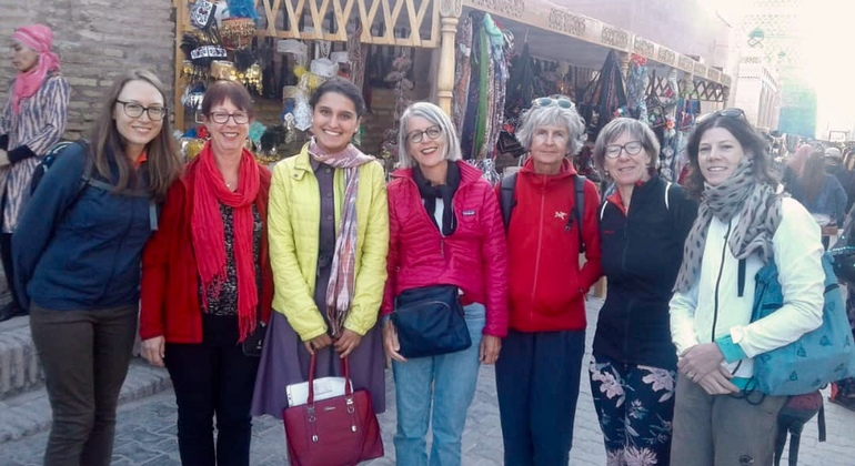 Free Walking Tour Khiva Uzbekistan — #6