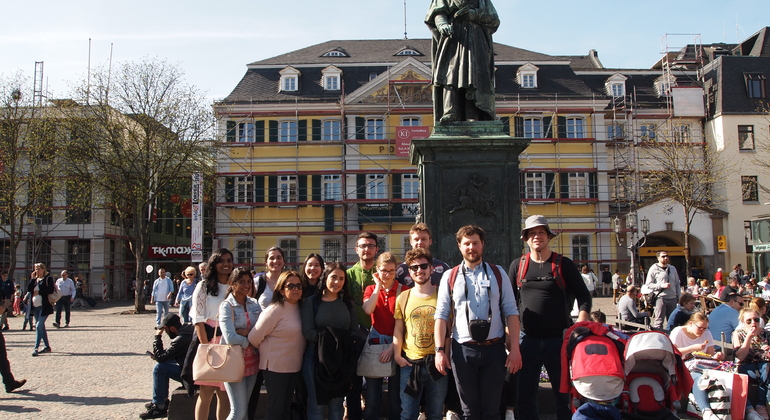 Bonn Free Walking Tour Germany — #22
