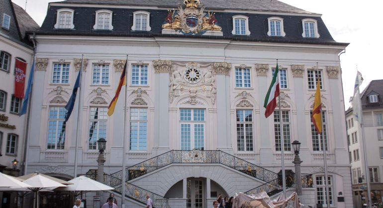 Bonn Free Walking Tour Germany — #2