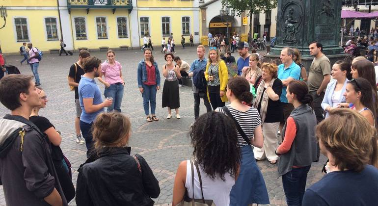 Bonn Free Walking Tour Germany — #11
