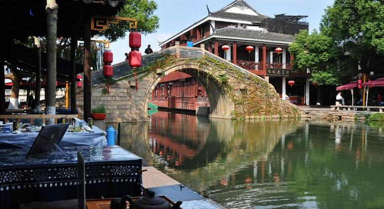 Suzhou Garden & Zhouzhuang Water Town Private Day Trip from Shanghai Provided by YesTrips Travel Service
