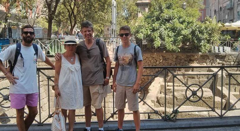 Naples Old Town Free Walking Tour Italy — #3
