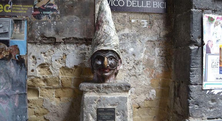 Naples Old Town Free Walking Tour Italy — #4