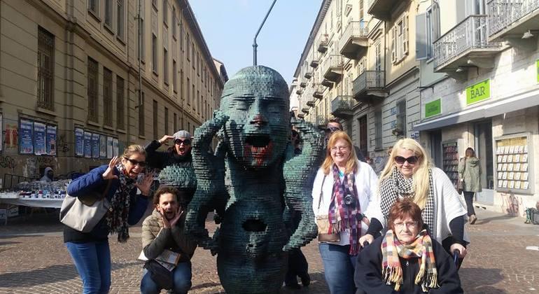 Free Walking Tour Turin Italy — #5