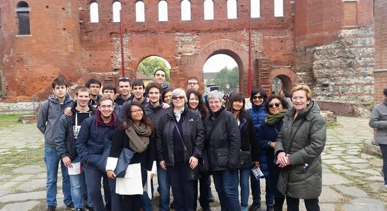 Free Walking Tour Turin Italy — #7
