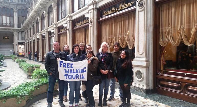Free Walking Tour Turin Italy — #8