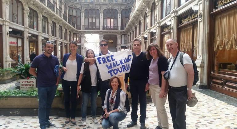 Free Walking Tour Turin Italy — #12