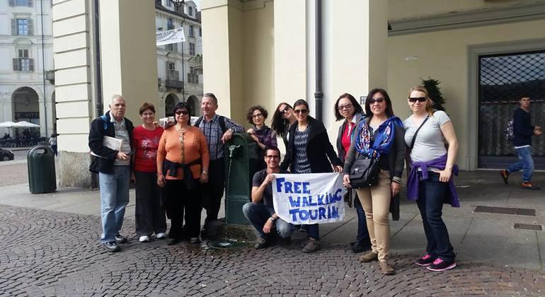 Free Walking Tour Turin Italy — #13