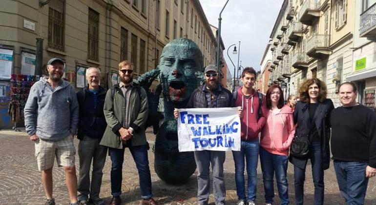 Free Walking Tour Turin Italy — #16