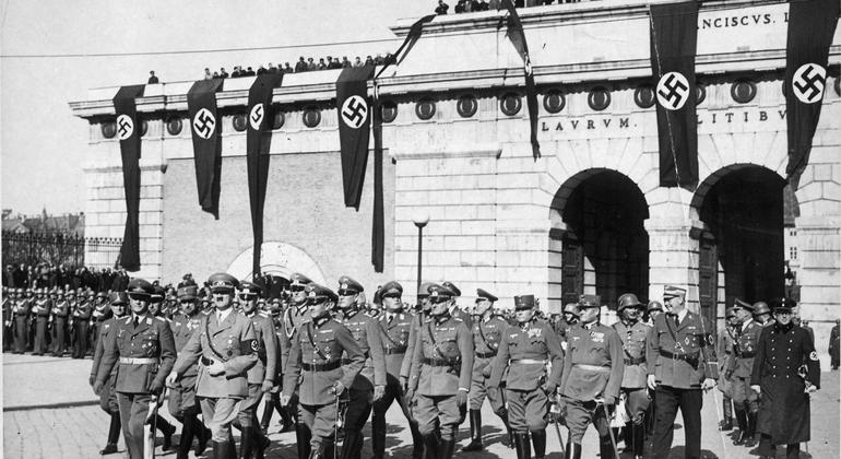 Hitler's Vienna Walking Tour Provided by Good Vienna Tours