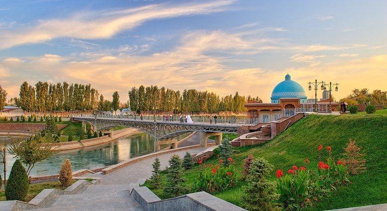 Tashkent Tour by Car Provided by Umida