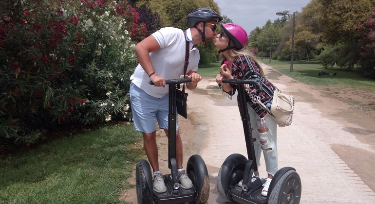 Fun Segway Tour Provided by Segway Anyway Valencia