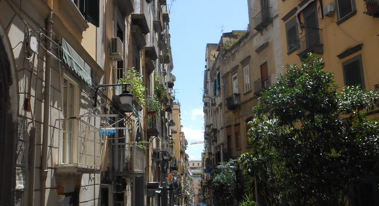 Panorama and Vicoli Free Walking Tour Italy — #10
