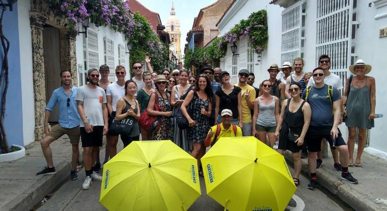 Free Tour Cartagena Provided by Free Tour Cartagena. Colombia