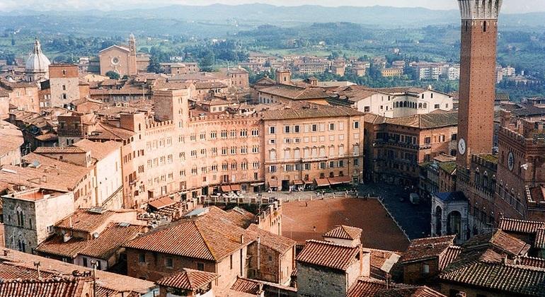 Landmarks of Siena Specail Walking Tour Provided by Orlando Ferraiuolo