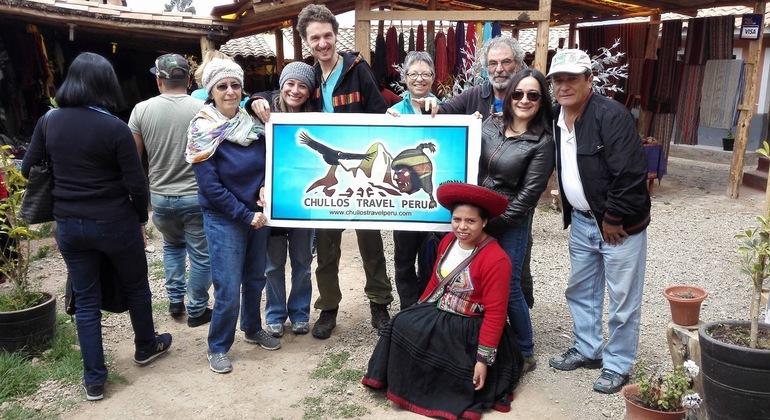 Tour de Valle Sagrado de los Incas Operado por chullos travel perú
