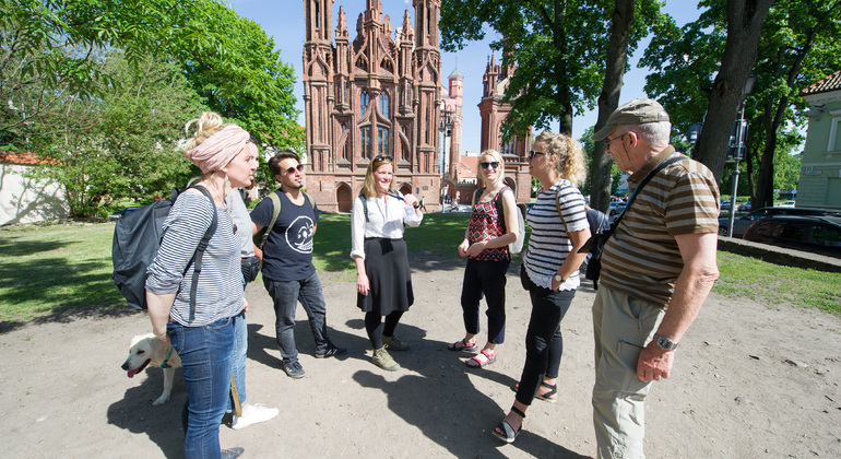 Vilnius Private Walking Tour Provided by Travel Addicts Club