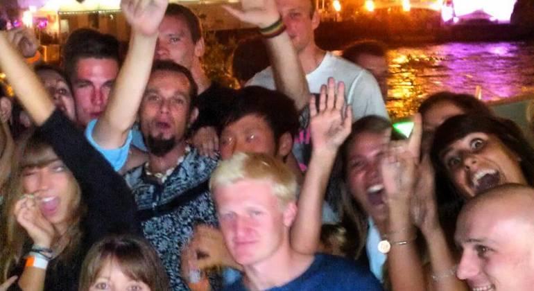 Colosseum Pub Crawl Italy — #14