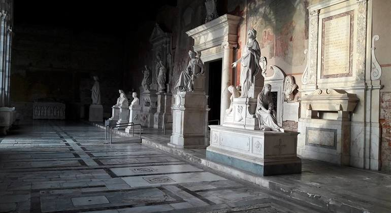 Free Tour Pisa: Discovering The Miracle Square Italy — #11