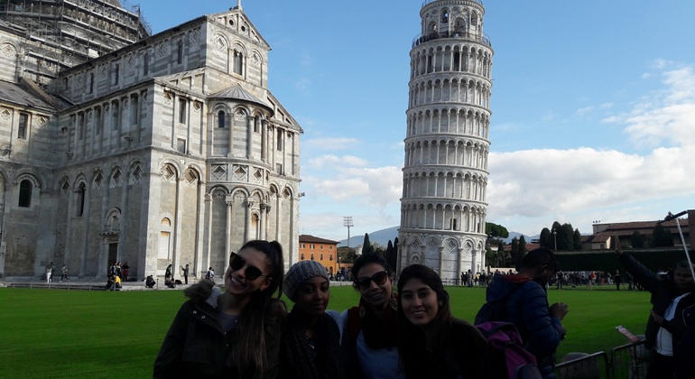 Free Tour Pisa: Discovering The Miracle Square Italy — #4