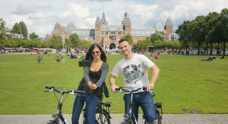 Bike Tour in Amsterdam in Spanish Netherlands — #1