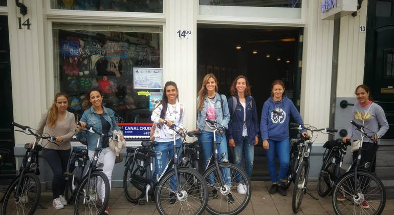 Bike Tour in Amsterdam in Spanish Netherlands — #4
