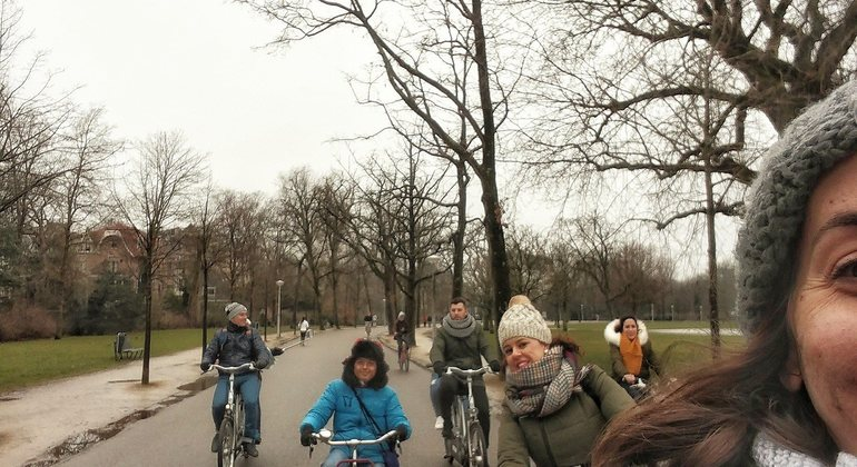 Bike Tour in Amsterdam in Spanish Netherlands — #5
