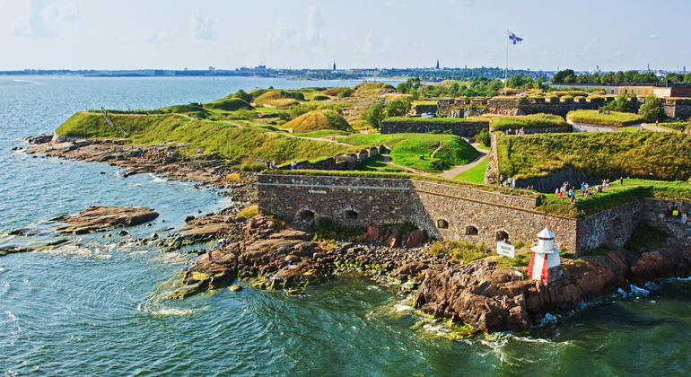 Helsinki and Suomenlinna Sightseeing Tour Provided by Helsinki Tour